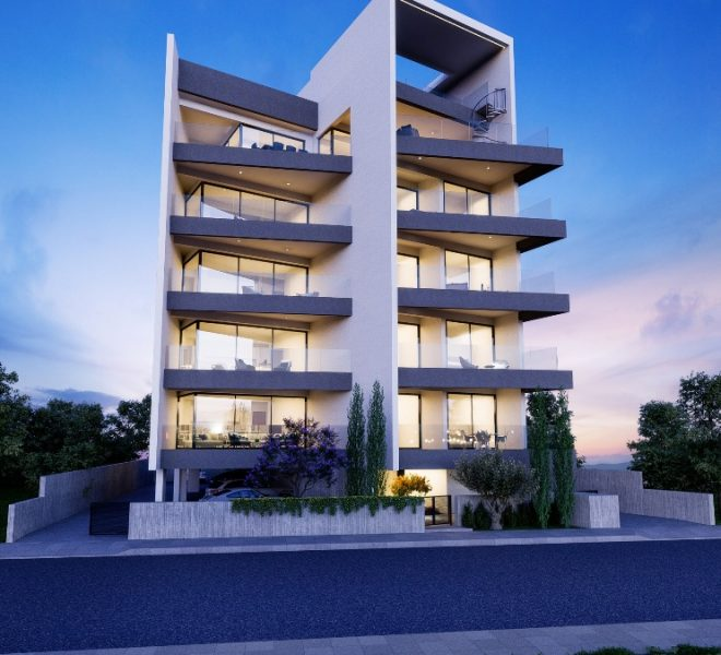Limassol Property Whole Modern building Located In Neapolis in Neapolis, Limassol, Cyprus, AE12835 image 2