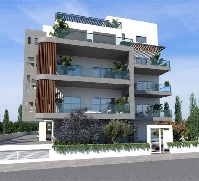 Limassol Property Two Bedroom Apartment In City Center in Limassol, Cyprus, CA13248 image 2