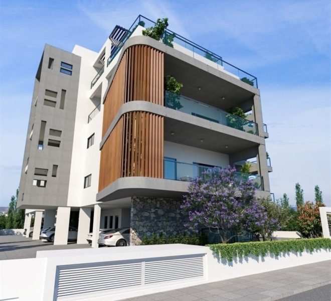 Limassol Property Two Bedroom Apartment In City Center in Limassol, Cyprus, CA13248 image 3