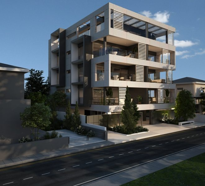 Contemporary Low-Rise Residential Complex for sale in Germasogeia CM10218 image 2