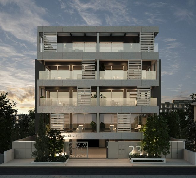 Contemporary Low-Rise Residential Complex for sale in Germasogeia CM10218 image 1