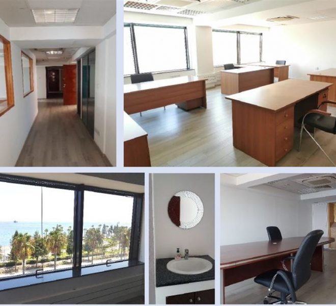 Limassol Property Office Space With Stunning Sea Views for sale in Limassol AE13050 image 1