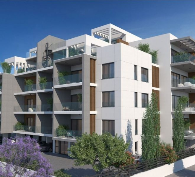 Limassol Property Attractive One Two Or Three Bedroom Apartments in 6, Προμαχών Ελευθερίας, Αγ. Αθανάσιος, Cyprus, AM12924 image 2