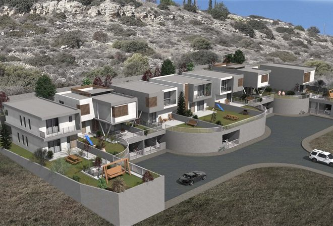 Limassol Property Modern Houses In Palodia Village in Palodia, Cyprus, CA13206 image 1