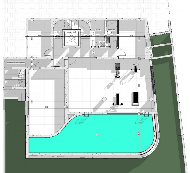 New Luxury 5 Bedroom Villa with Sea View in Agia Fyla, Limassol, Cyprus, MK9251 image 1
