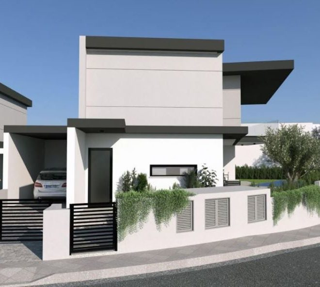Limassol Property Luxury Modern Four Bedroom Villa in Agios Athanasios, Cyprus, AM12828 image 2
