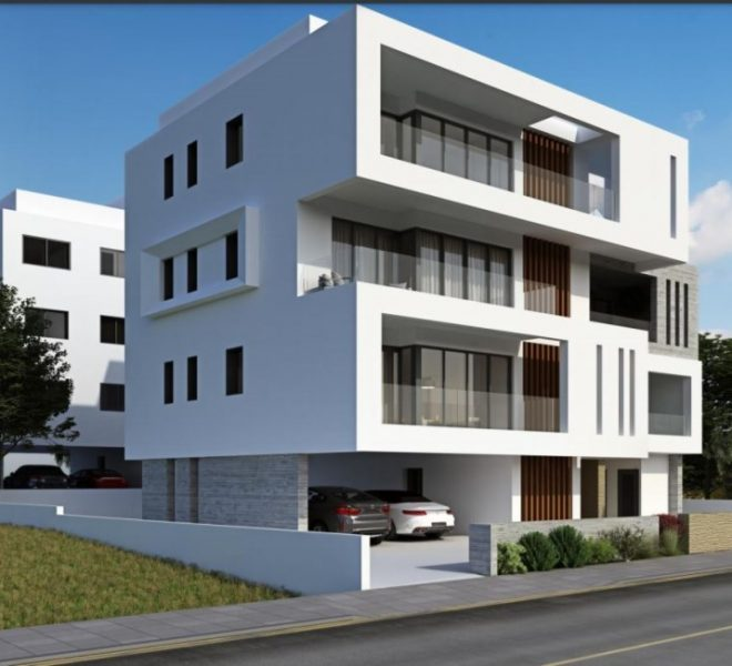 Paphos Property Contemporary Apartment Near City Center in Paphos, Cyprus,  image 2