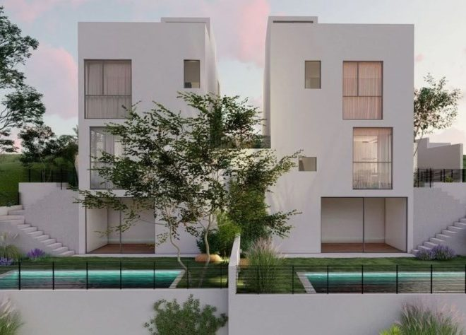 Limassol Property Modern Detached Houses In Ayia Fyla in Agia Fyla, Limassol, Cyprus, MK12907 image 3