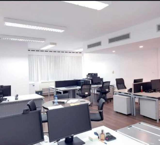 Limassol Property Excellent Serviced Office In Town Center in Arch. Makarios III Avenue, Limassol, Cyprus,  image 3