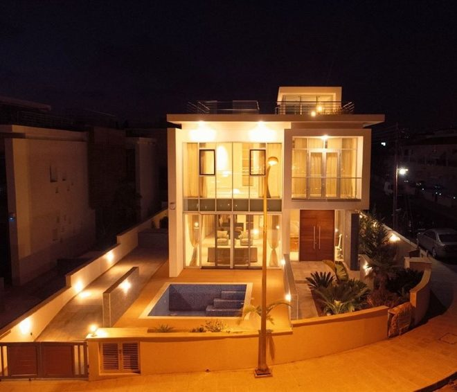 Paphos Property Spectacular Villa Near The Beach in Paphos, Cyprus, MK13045 image 1