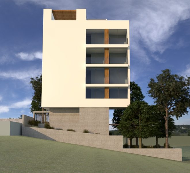 Limassol Property Residential Plot In Agia Phyla With Sea View for sale in Agia Fyla, Limassol AM13004 image 2