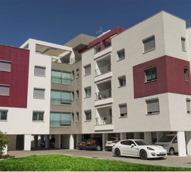 Limassol Property Three Bedroom Apartment In Town Center in Limassol, Cyprus, AE13227 image 2