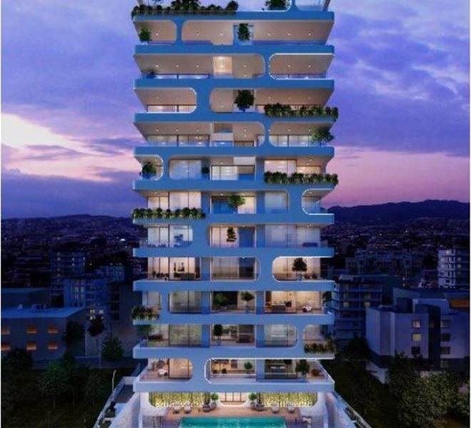 Limassol Property Exclusive High Rise Penthouse Located At Dasoudi in Potamos tis Germasogeias, Germasogeia, Cyprus, AM13256 image 2