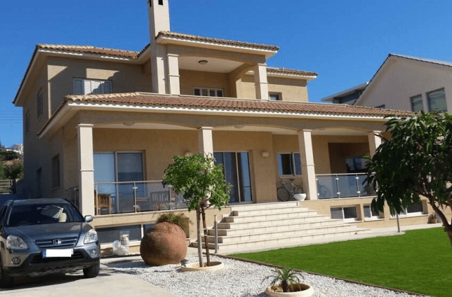 Limassol Property Luxury Five bedroom Villa in Limassol lefkothea, Cyprus, AE12709 image 2