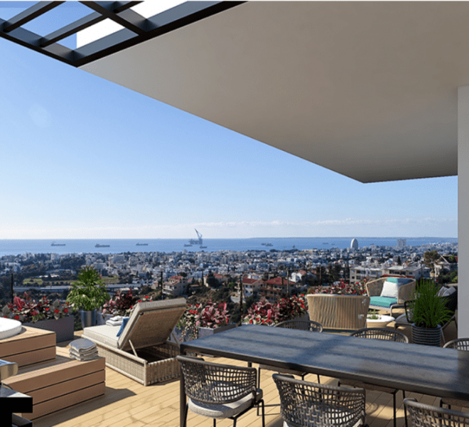 Limassol Property Luxury Apartments In Germasogeia Area in Germasogeia, Cyprus, AM12982 image 2