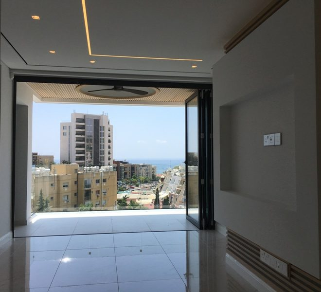 Sea View 3-Bedroom Apartment in Limassol, Cyprus, MK12367 image 3