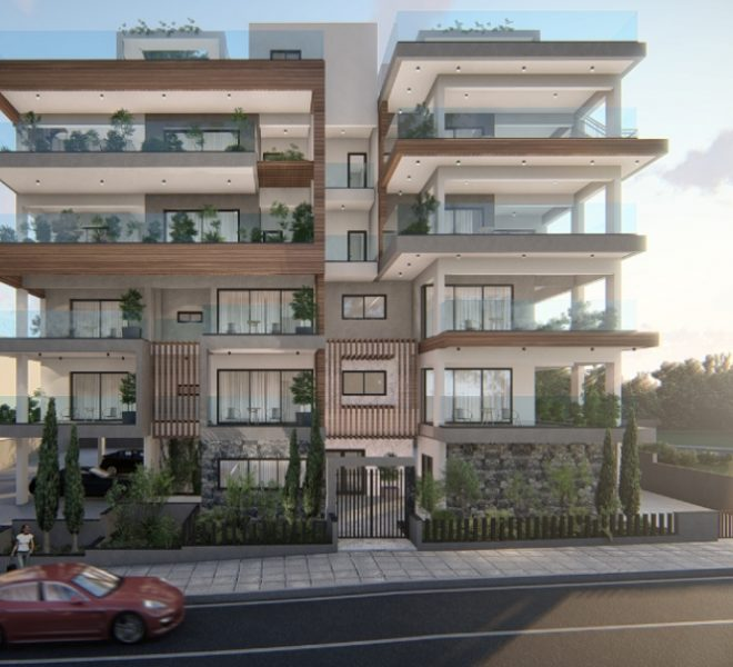 Modern 3-Bedroom Apartments for sale in Limassol AK12505 image 3
