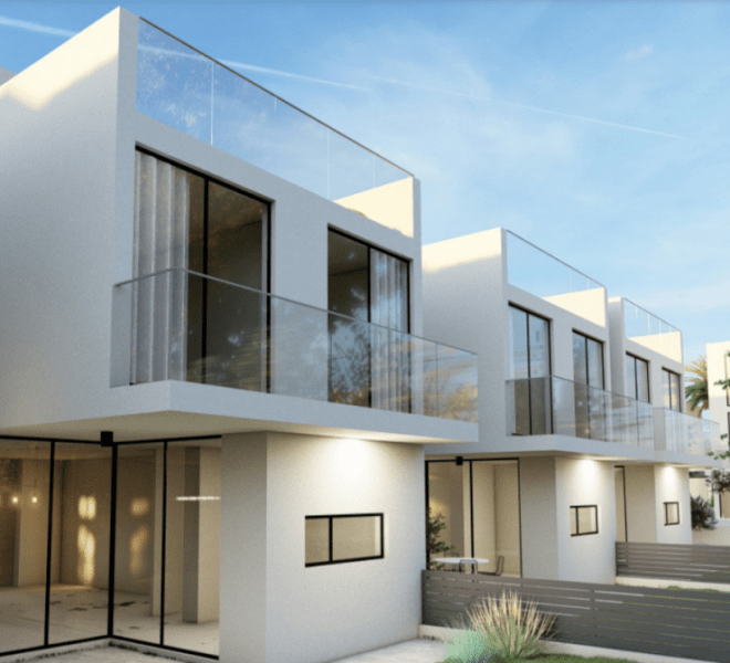 Limassol Property Modern Residential Development in Germasogeia, Cyprus, MK12804 image 1