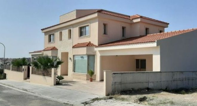 Limassol Property Luxury Villa In Mouttagiaka in Limassol, Cyprus, AE12714 image 1
