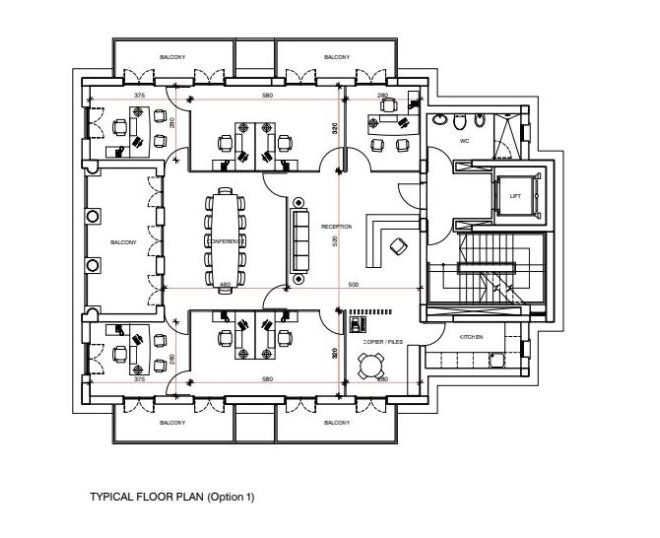 Luxury Brand New Commercial Building In Agios Athanasios in Agios Athanasios, Cyprus, AM 12755 image 1
