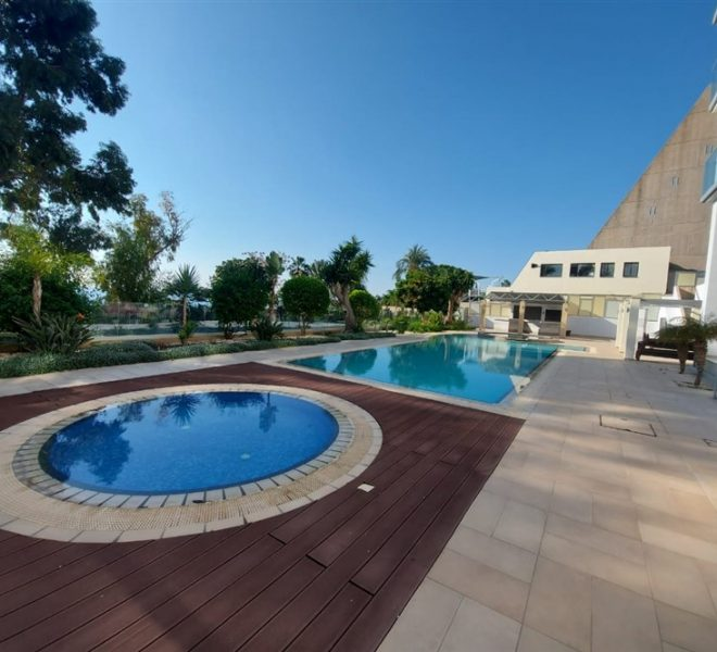 Limassol Property Seafront Luxury Three Bedroom Apartment in Agios Tychon, Cyprus, AE13121 image 2