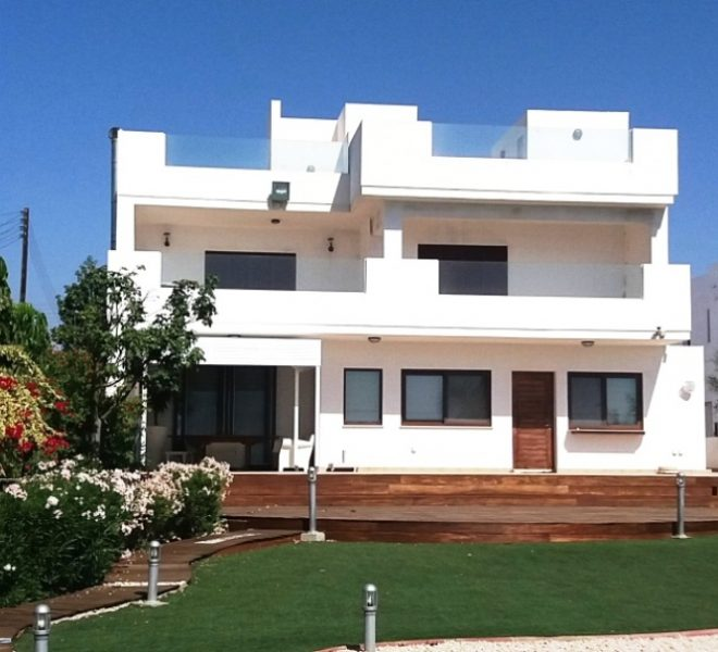 Beautiful 4-Bedroom Villa in Zygi, Cyprus, CM11601 image 1