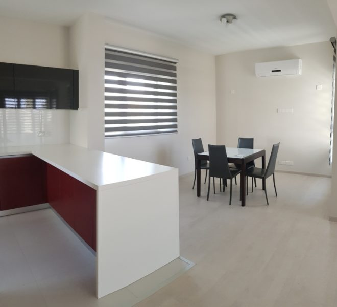 New 3-Bedroom Duplex Apartment in Limassol, Cyprus, MK11393 image 1