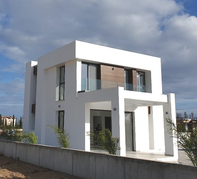 Contemporary 3-Bedroom Villas in Paralimni, Cyprus, AK12003 image 3