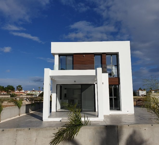Contemporary 3-Bedroom Villas in Paralimni, Cyprus, AK12003 image 2