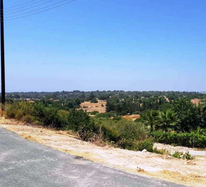 Sea View Residential Land in Limassol, Cyprus, AE12180 image 2