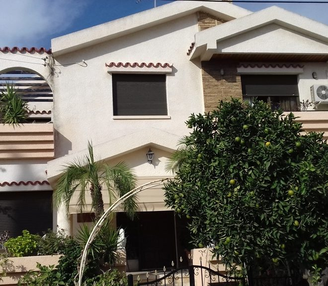 Spacious 4-Bedroom House in Limassol, Cyprus, AK12464 image 1