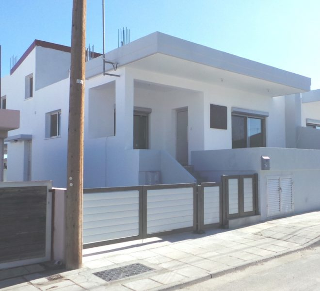 Newly Built 4-Bedroom House for sale in Limassol image 1