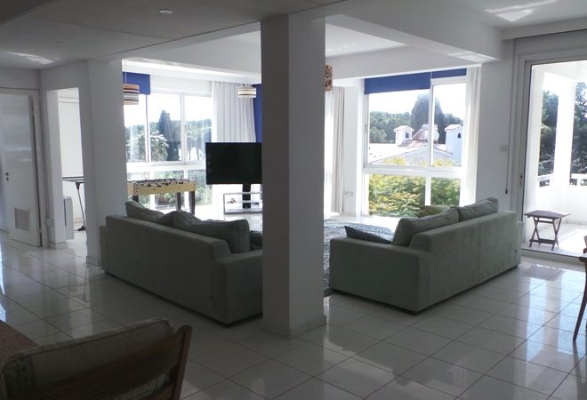 Four Bedroom Beach Front Apartment in Limassol, Cyprus, AE12661 image 1