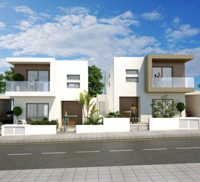 Modern 4-Bedroom House for sale in Limassol MK11204 image 1