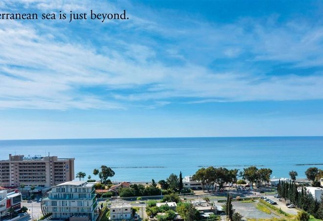 Limassol Property 3 Floor Apartment With Roof Garden in Mouttagiaka, Cyprus, CA13223 image 1