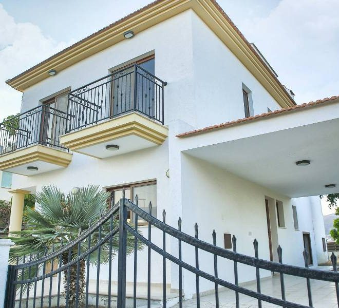 Detached 3-Bedroom House in Limassol, Cyprus, AE12656 image 1