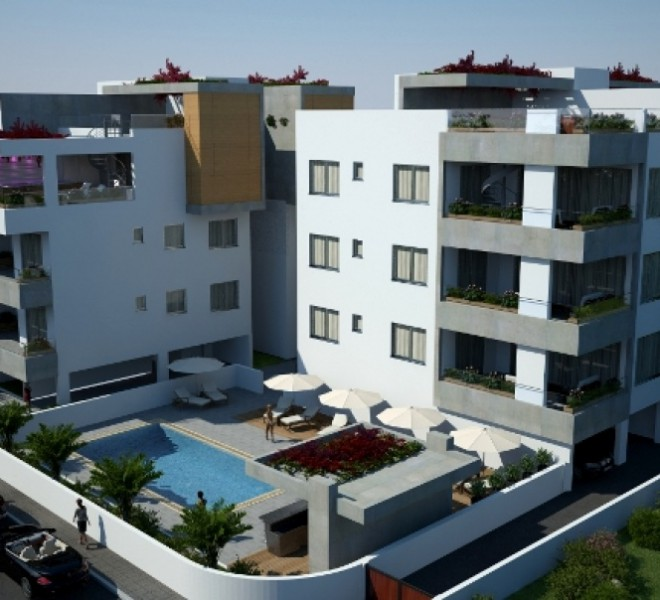 Luxury New 3 Bedroom Apartment in Potamos tis Germasogeias, Cyprus, CM7726 image 1