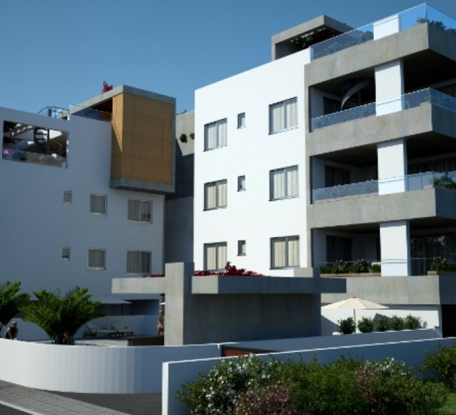 Luxury New 3 Bedroom Apartment in Potamos tis Germasogeias, Cyprus, CM7726 image 2