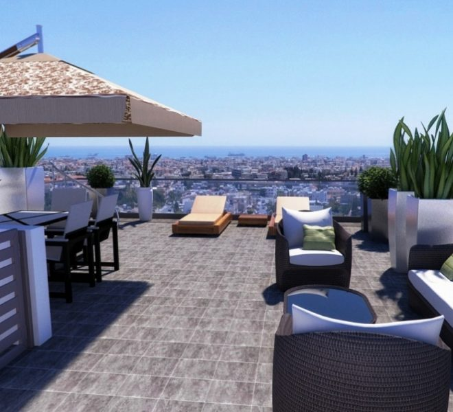 Brand New 3-Bedrooms Penthouse in Limassol, Cyprus, PX10766 image 1
