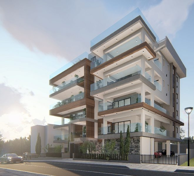 Modern 3-Bedroom Apartments for sale in Limassol AK12505 image 2