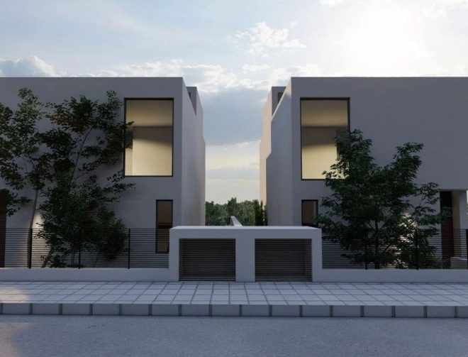 Limassol Property Modern Detached Houses In Ayia Fyla in Agia Fyla, Limassol, Cyprus, MK12907 image 1