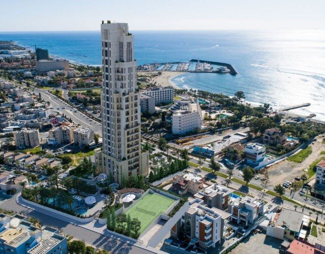Limassol Property Luxury Apartments On Limassol Seafront in Uptown Square Ltd, Amathountos 194, Limassol 4533, Cyprus, AE12912 image 3