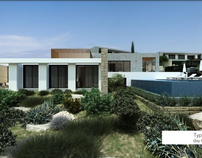 Paphos Property Unique Contemporary Villas In Coral Bay Area in Coral Bay, Peyia, Cyprus, MK12946 image 3
