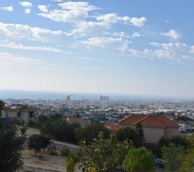 Limassol Property Villa With Amazing Limassol And Sea View in Paniotis, Germasogeia, Cyprus, AE13041 image 3