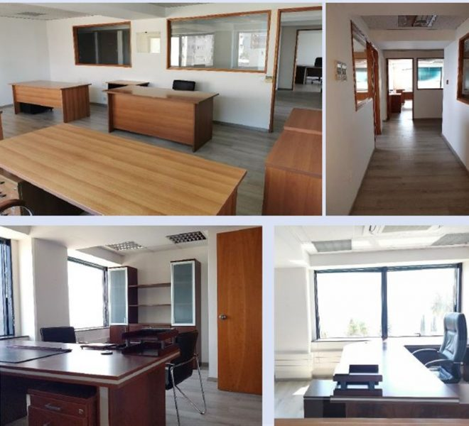 Limassol Property Office Space With Stunning Sea Views for sale in Limassol AE13050 image 3