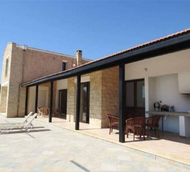 Larnaca Property Three Bedroom Detached Villa With Swimming Pool in Maroni, Cyprus, AE13070 image 3