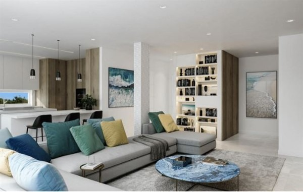 Limassol Property Luxury Apartment In Ayios Tychonas Seafront in Agios Tychon, Cyprus, CM13115 image 3