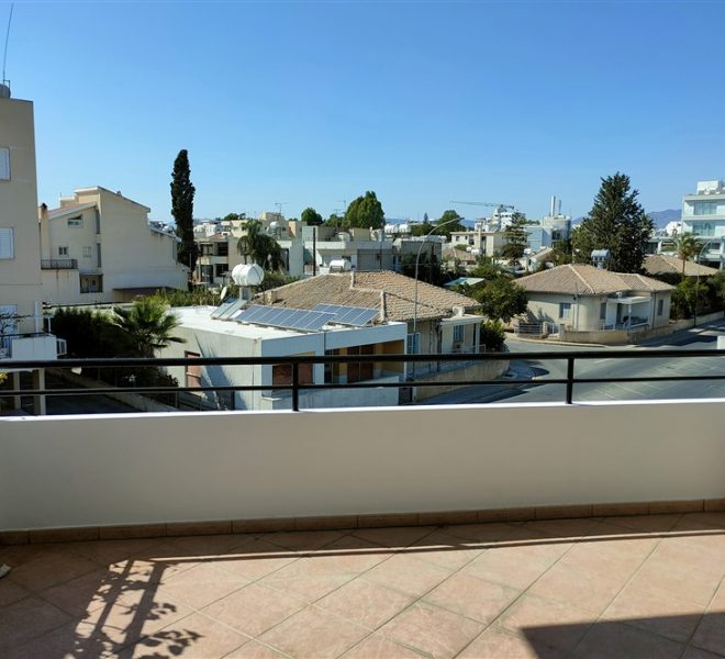 Nicosia Property Cozy Full-Floor Apartment In Strovolos in Strovolos, Cyprus, CM13135 image 1