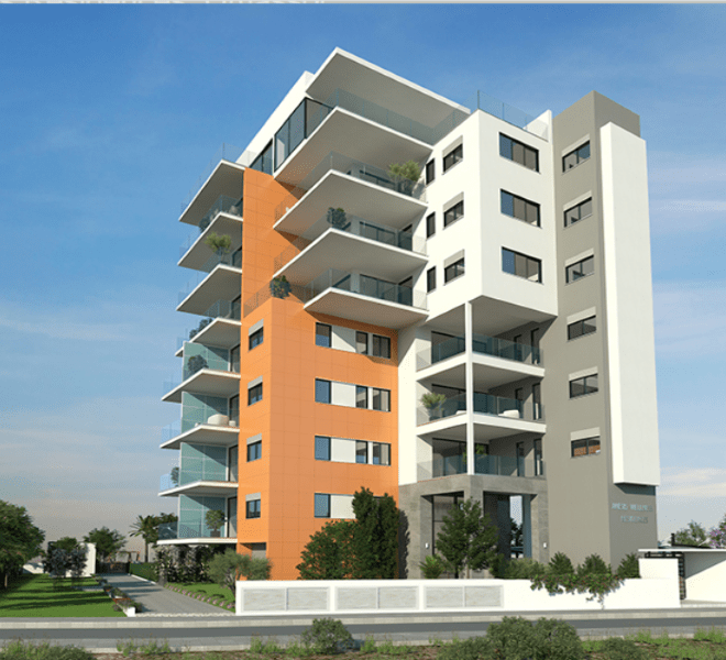 Limassol Property Luxury Apartments In Germasogeia Area in Germasogeia, Cyprus, AM12982 image 3