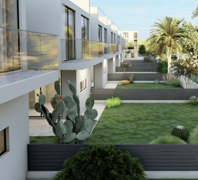 Limassol Property Modern Residential Development in Germasogeia, Cyprus, MK12804 image 2